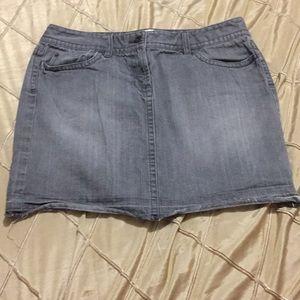 Ann Taylor (LOFT) mini skirt